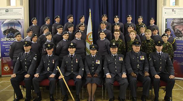 2358 Ferndown Squadron ATC