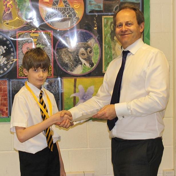 Allenbourn Middle School Primary Maths Challenge
