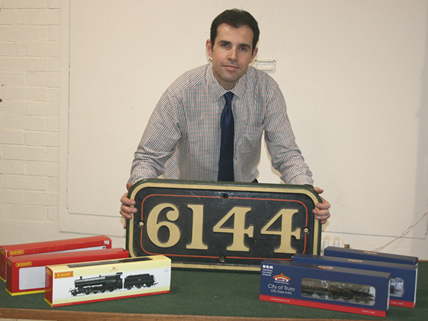 Hornby and Bachmannmodel trains
