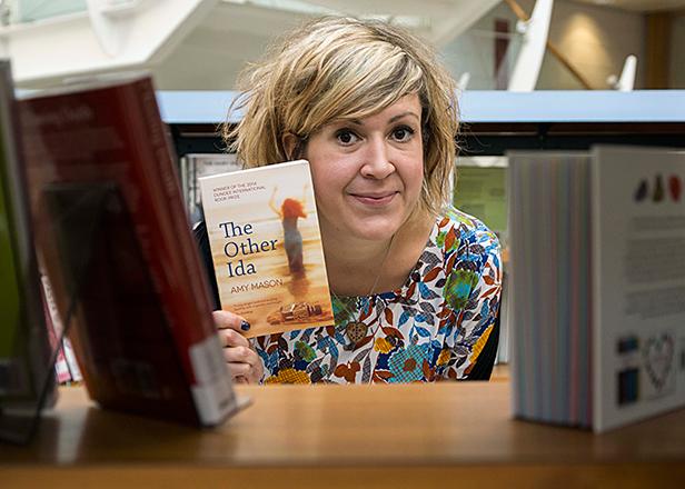 Amy Mason World Book Night