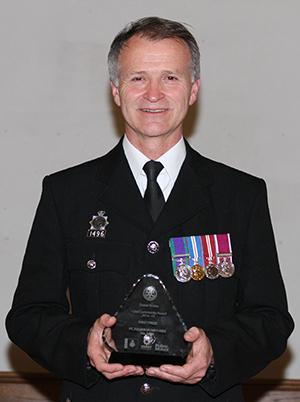 Ferndown Police Constable Julian Humphries