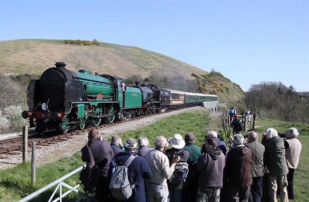Swanage Railway Spring Steam Gala