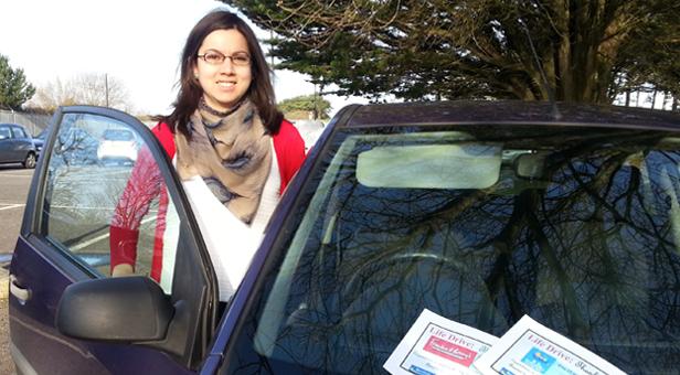 Claire Bradley, Life Drive participant 2015