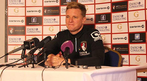 Eddie Howe, AFC Bournemouth manager