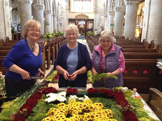Wimborne Flower Festival