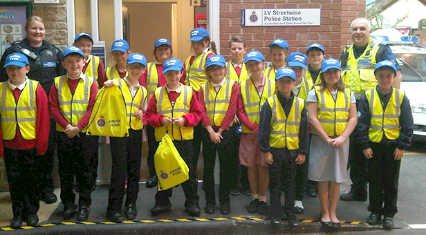 Junior Police Community Support Officer Scheme