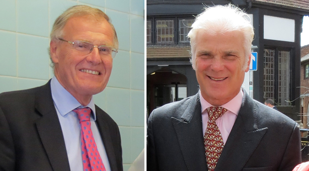 CHRIS CHOPE & DESMOND SWAYNE