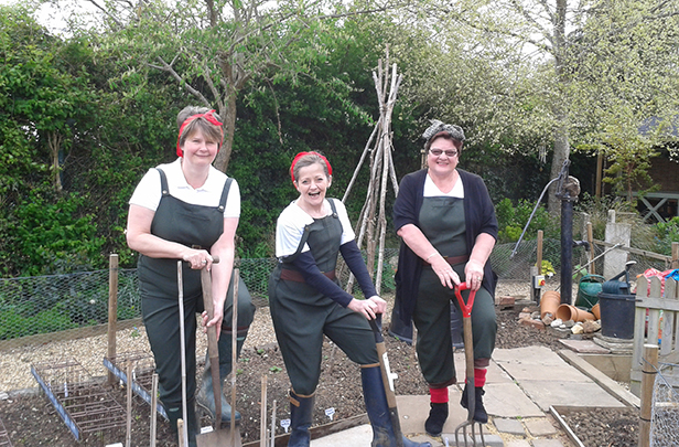 Wimborne Model Town Lands Girls