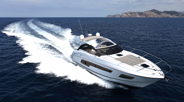 Sunseeker porto 40 - Courtesy of Sunseeker International