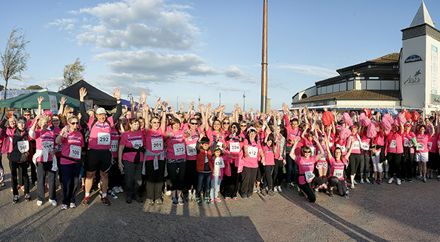 Bournemouth Hospital Charity's Twilight Walk for Women