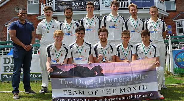 Parley Cricket Club 1st XI