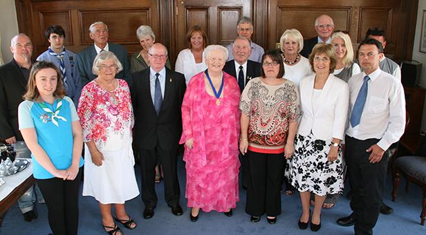Christchurch Mayor's charities