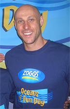 Craig Figes, 2012 Olympian