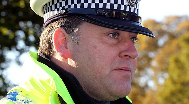 Inspector Matt Butler