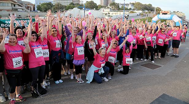 Bournemouth Hospital Charity's Twilight Walk for Women
