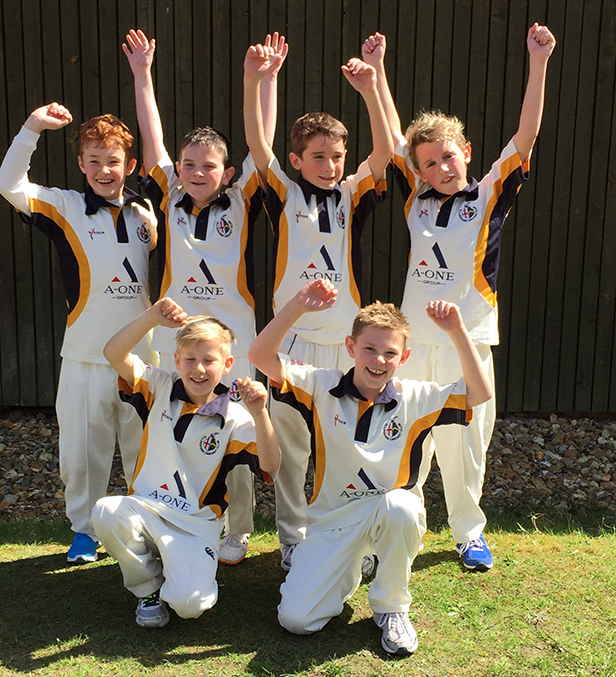 Ellingham Cricket Colts