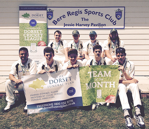 Bere Regis II XI Cricket Team