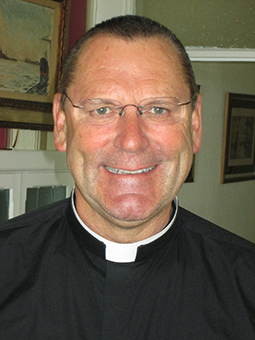 Rev'd Chris Colledge BCA
