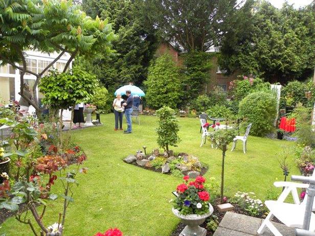 Open Gardens WImborne