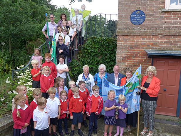 Wimborne Minster Flag Festival