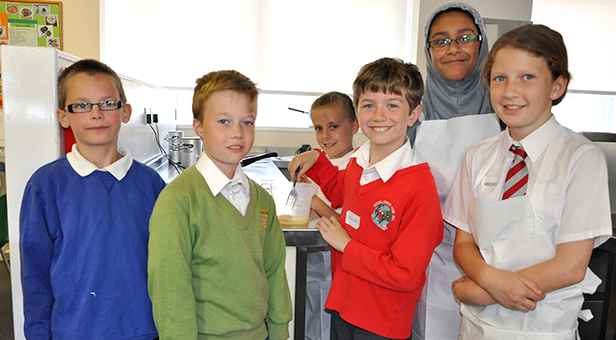 STEM (science, technology, engineering and maths) Challenge Day