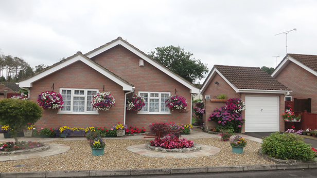 Verwood In Bloom - Best front garden 2015