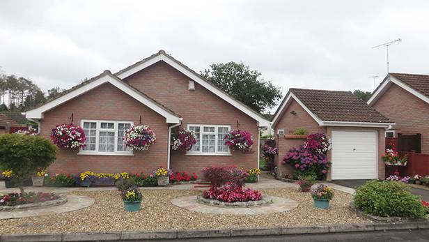Verwood In Bloom - Best front garden 2015