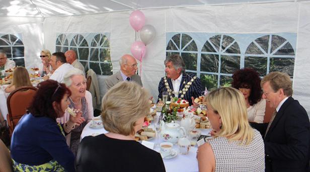 The Grove - Mayor's Charity Afternoon Tea