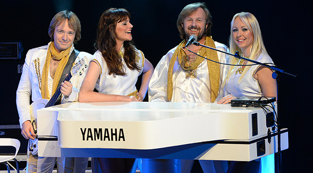 Waterloo - The Best of Abba Tribute