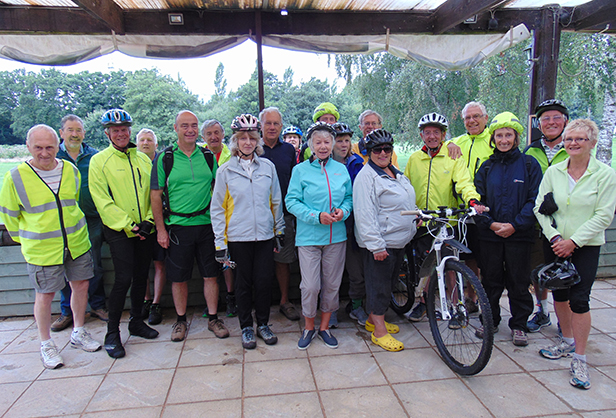 Ferndown Health Ride
