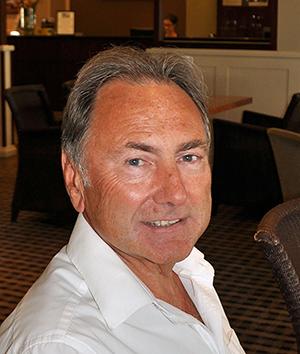 Chris Thomas, Chairman of Dorset Cancer Care Foundation.