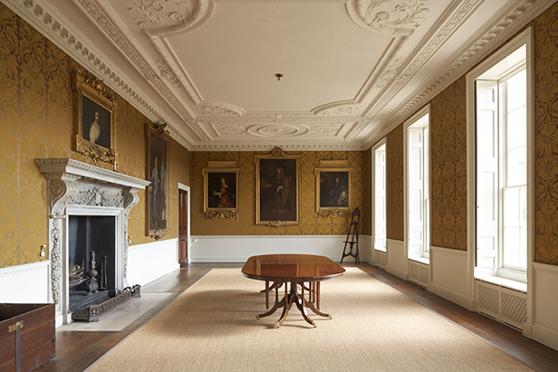 North drawing room, St Giles House