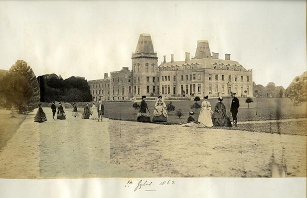 St Giles House 1868