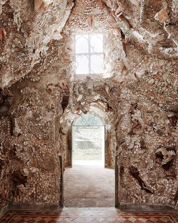 St Giles House Grotto
