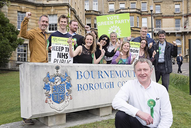 The Green Party in Bournemouth