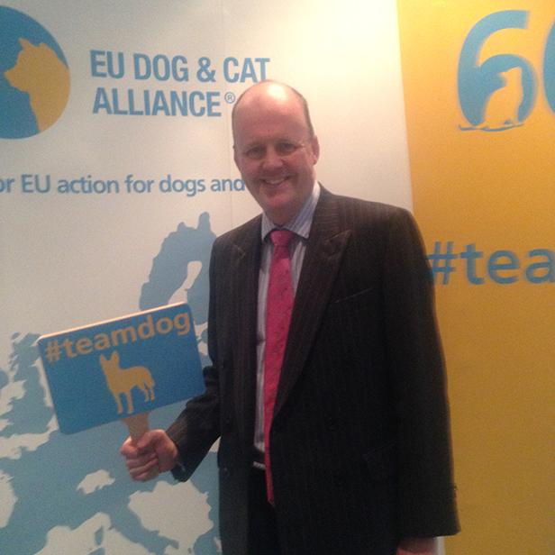 Dorset MEP Ashley Fox