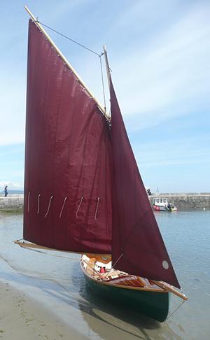 Photo of boat stolen from Hammworthy