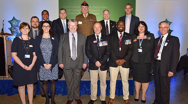 Dorset Army Veterans