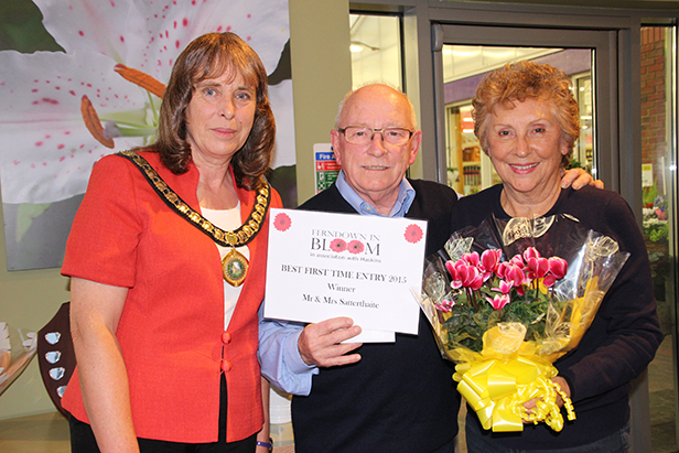 Ferndown in Bloom 2015 best first time entry