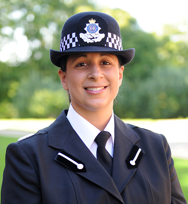 Anthi Minhinnick Special Constabulary Chief Officer