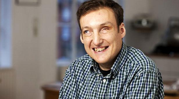 Sam Frears (photo by the BBC)