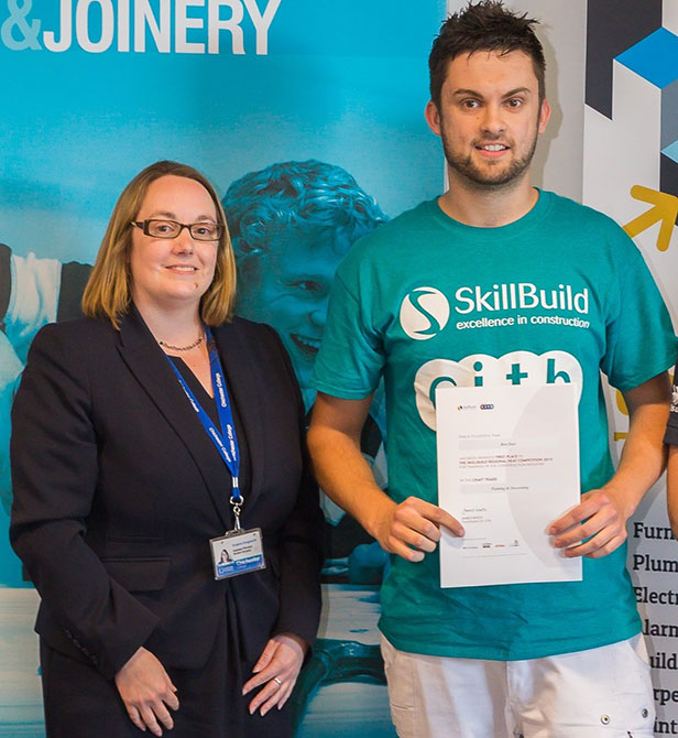 Crown Trade Apprentice Decorator of the Year