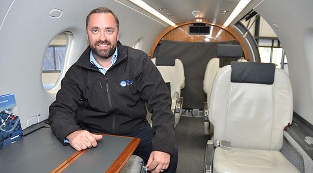 Craig Lammiman, Oriens Aviation