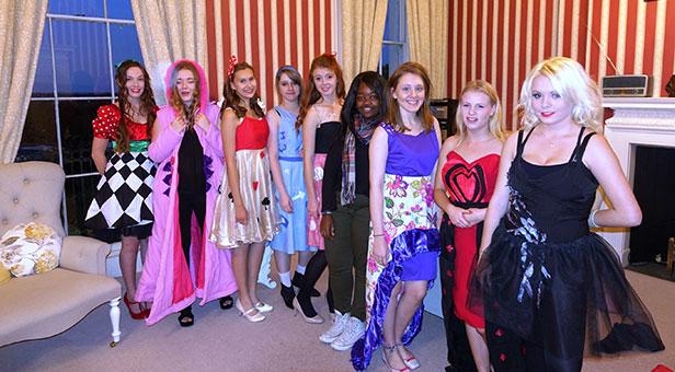 Wimborne Rotary charity fashion show