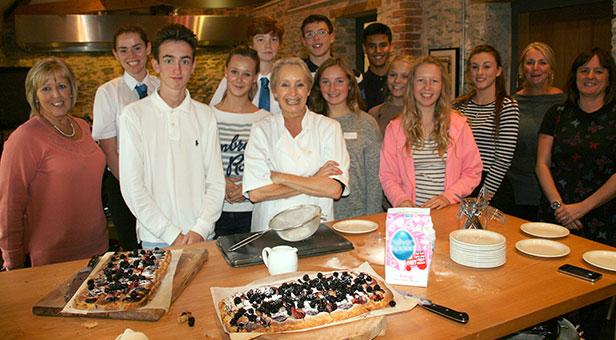 Lesley Water's Cookery School