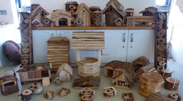 Donated-Bird-Boxes