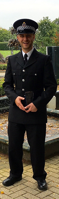 Special Constable Richard King
