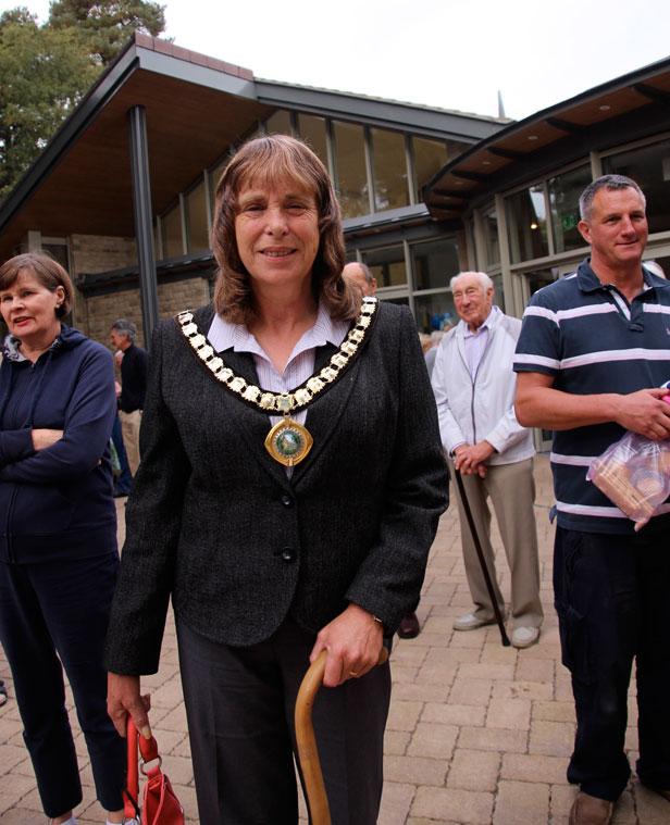 The Mayor of Ferndown