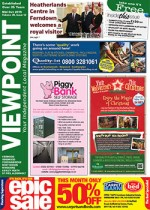 Viewpoint magazine October 2015 front cover