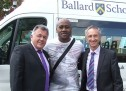 Ballard School pays tribute to Jonah Lumo
